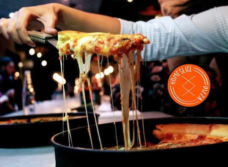El origen de la Deep-Dish Pizza