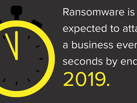 Ransomware Attacks Exponentially Higher This Year