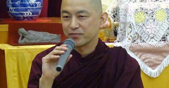 9月1日(日)ヤサ長老の法話会の開催報告(参加者32名)