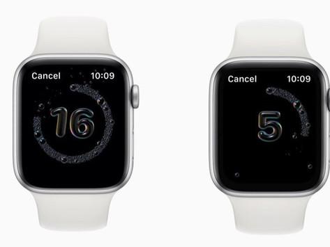 Como usar o novo recurso de lavagem das mãos do Apple Watch (tutorial)