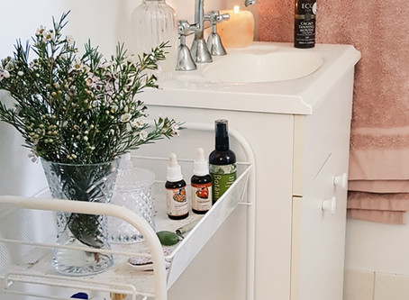 Tox-free Bathroom Makeover