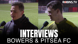Interviews - Bowers & Pitsea