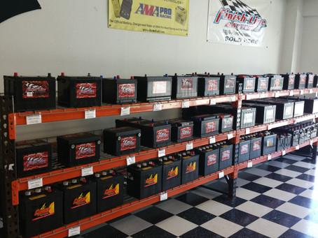 Factory Second Batteries