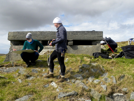 Site in Focus - A Final Word on Scotland's Urban Past & WWII Lerwick