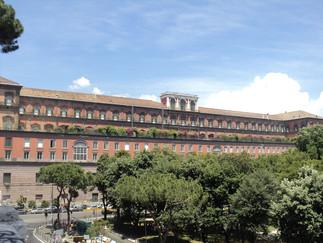 "INSTALLATION: ""Rosa Parks"" im Palazzo Reale, Neapel"