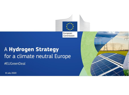 Africa and the EU's Hydrogen Strategy for a Climate-Neutral Europe
