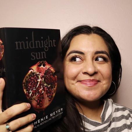 Midnight Sun Book Talk