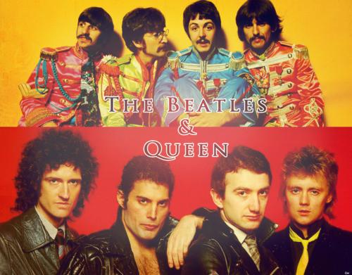 Beatles & Queen | Rock Auto Club