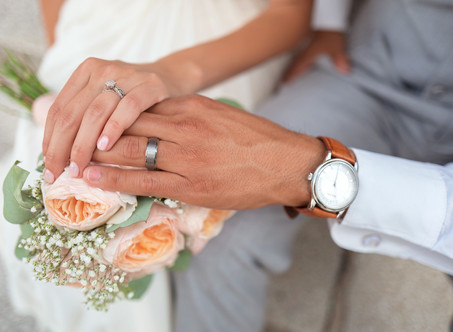 WRITING-PROMPT WEDNESDAY: COVID-19 AND A WEDDING