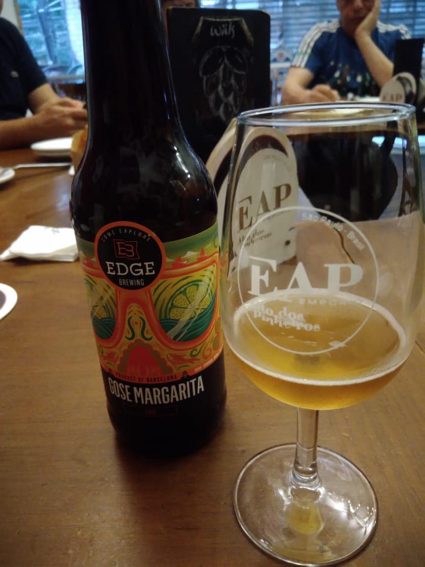 Cerveja Gose Margarita