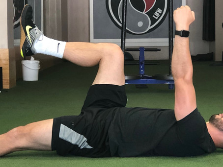 3 Must Do Anti-Extension Core Exercises