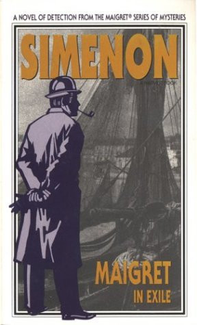 a black and white ink drawing shows an investigator with hat and pipe in front of sailboats