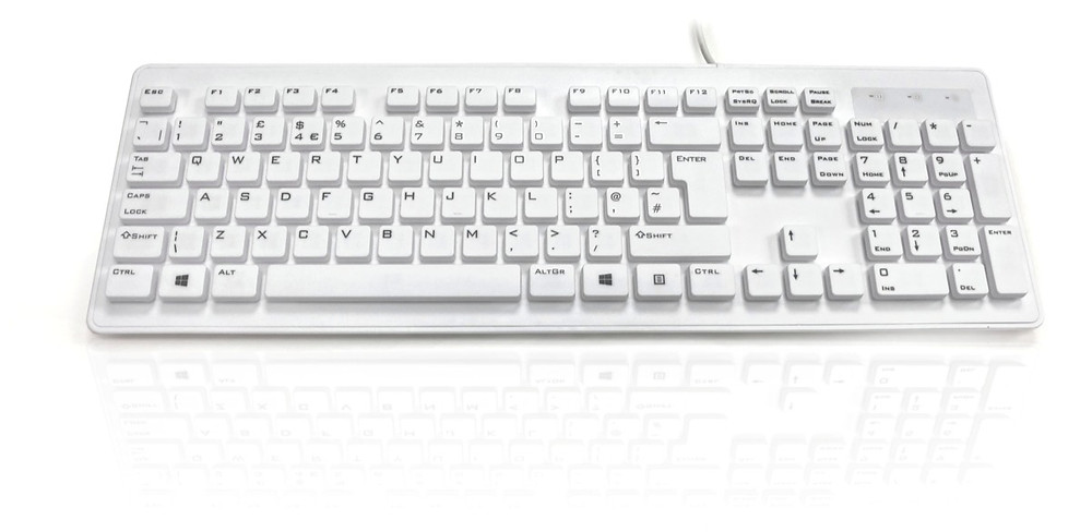 The Aquamed Washable Keyboard