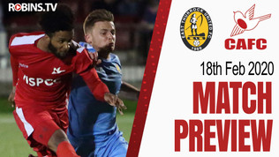 Match Preview - East Thurrock United