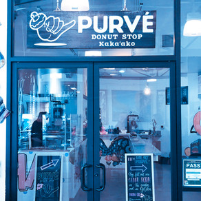 A Purvé Donut Honolulu Review