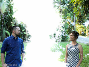 { Justin + Bambi } Jardin De Miramar Prenup | Pre Wedding Photography Package Philippines