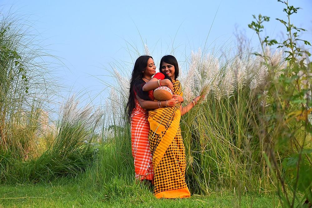 bangla canvas durga puja online bengali magazine photo