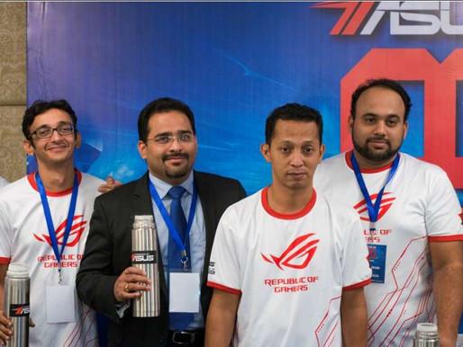 Amey Gokhale-AKA-DARKY Breaks 5000MHz Barrier on Air - Memory