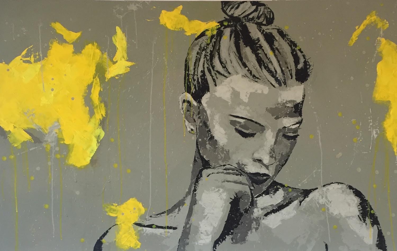 Painter Annelie Ruebmann