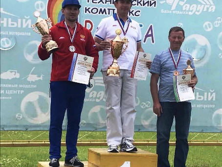 За призовой пьедестал Чемпионата России сражались сильнейшие спортсмены
