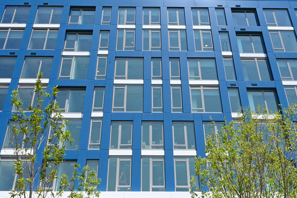 Douglas Development's Buzzard Point project in southwest Washington DC is called the Watermark by Antunovich Associates