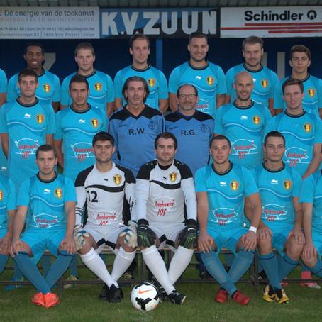 Met de hakken over de sloot : SK Pepingen-Halle B 1 – 2 KV Zuun A !