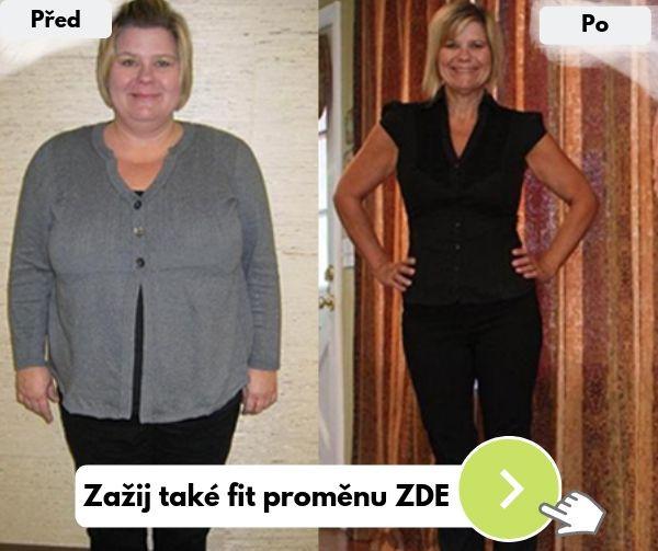Fitness hubnutí a cvičení s Dančou
