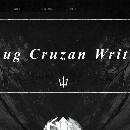 My Web Site is Up, at Last!