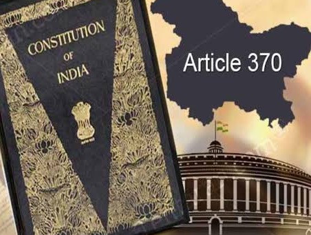 CONSTITUTIONAL HISTORY OF ARTICLE 370