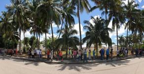 De Cuba, histoire et présent - Par René Lopez Zayas - Les colas (files d'attente)