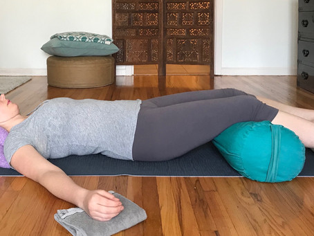 Savasana: a cure for the restless mind-body