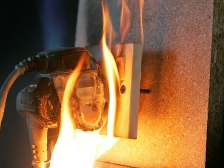 How to Extinguish an Electrical Fire