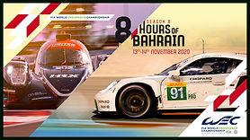 FIA WEC: Bahrain 8 hrs report