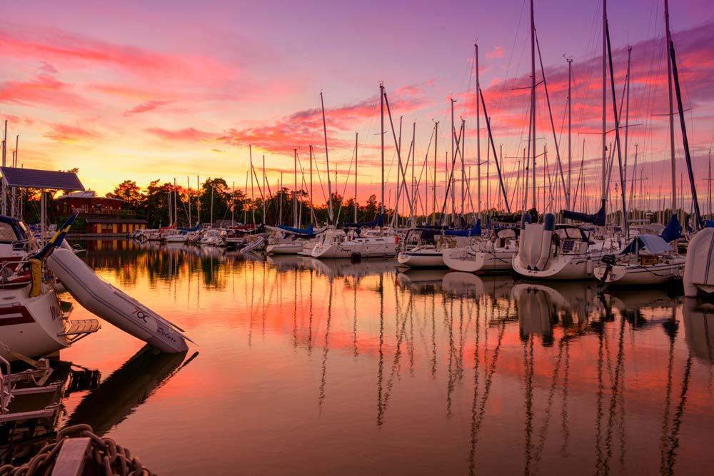 #mooringo #småbåtshamn #båtägare #natthamn