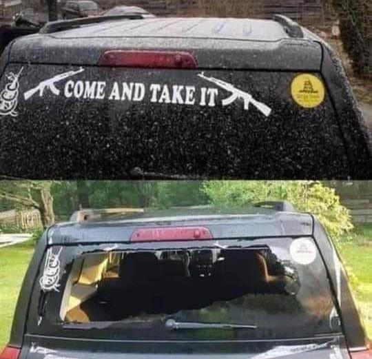 Gun Memes - Come & Take It Guns