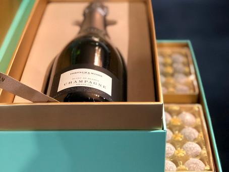 Decembertip; champagne als (relatie)geschenk!