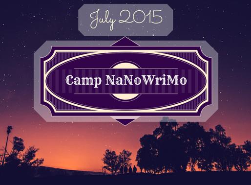Preparing for Camp NaNoWriMo