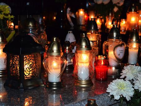Wszyscy święci balują w niebie, czyli czym się różni 1. od 2. listopada.