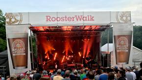 Rooster Walk Struts Its Stuff for 10th Anniversary