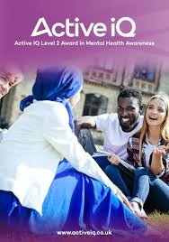 Active IQ level 2 Mental Health Awareness!