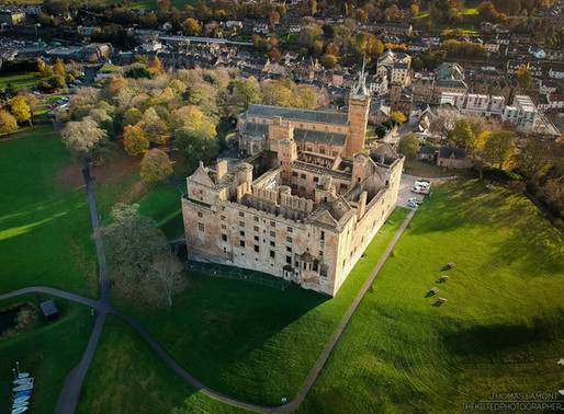 Linlithgow Palace | The Kilted Photographer visits...