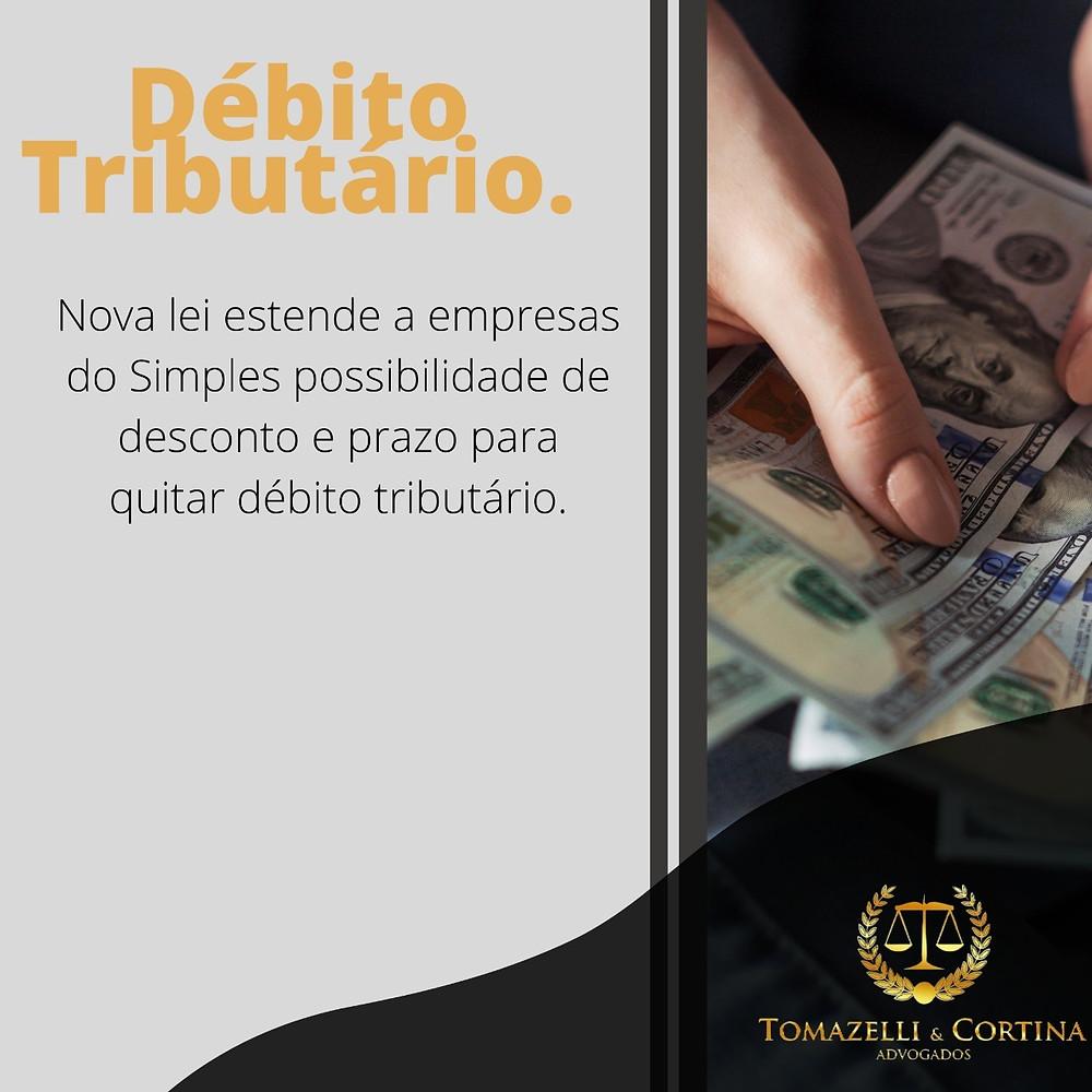 débito tributário simples nacional