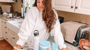 5 THINGS THAT ARE KEEPING ME HEALTHY + GLOWING DURING COVID-19