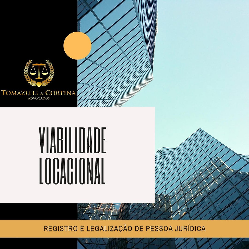 viabilidade locacional pessoa jurídica