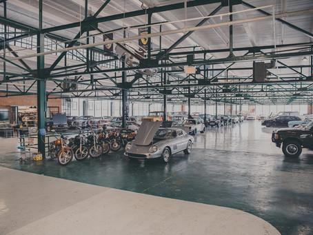 World Class Car Storage;