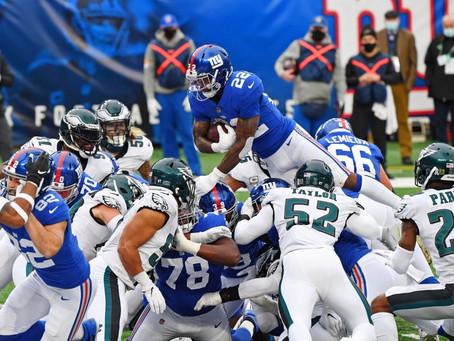 Giants Week 10 Recap: Happy Victory Monday! New York tops the Philadelphia Eagles, 27-17