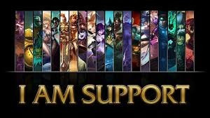 Support the most versatile position in League of legends?