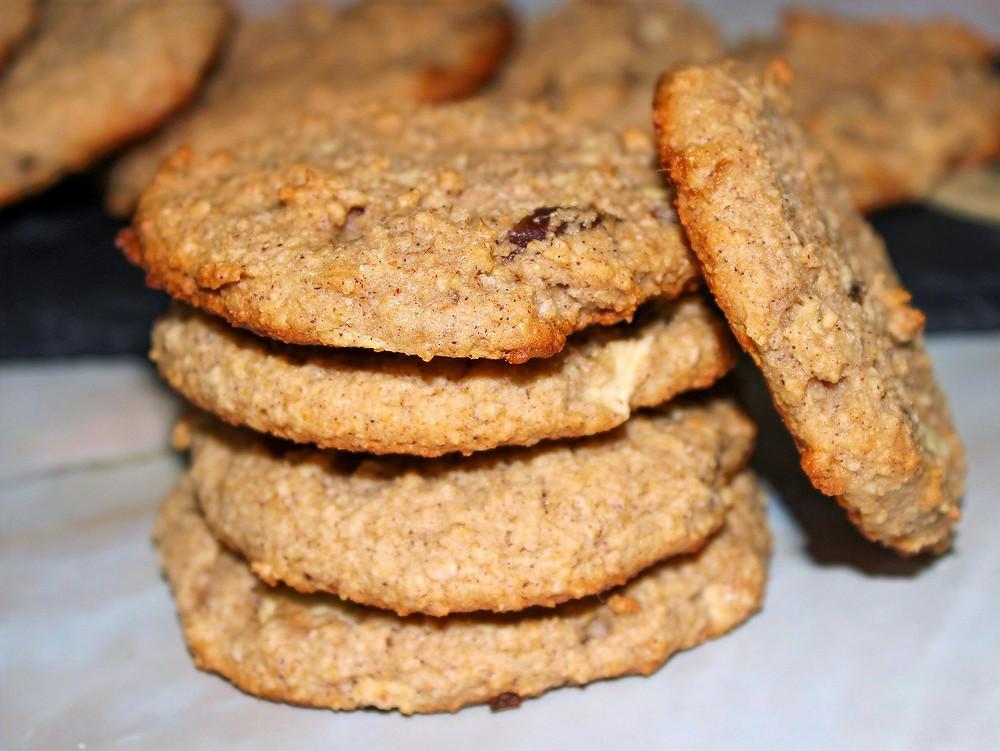 Breakfast Cookies vegan