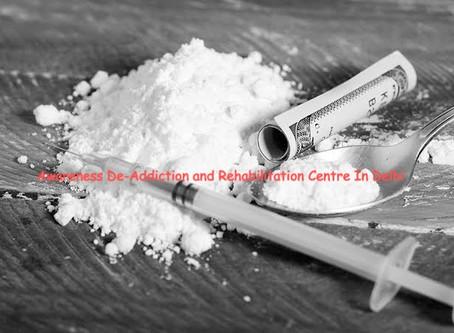 De-Addiction & Rehabilitation Center in New Delhi