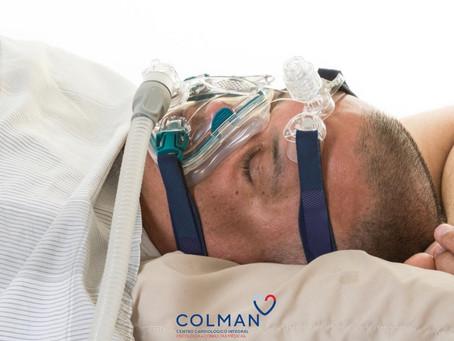 La apnea del sueño y el riesgo cardiovascular.